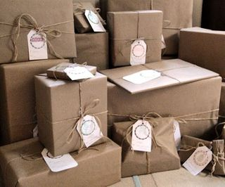 Brown paper packages1